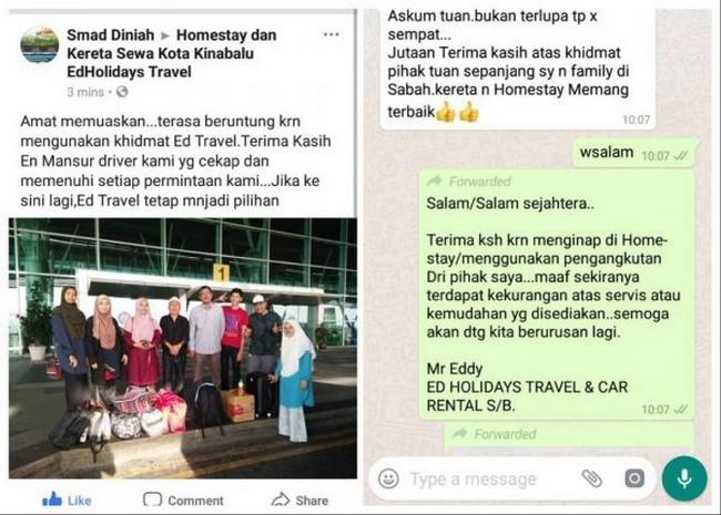 Homestay Murah di Kota Kinabalu Tawau